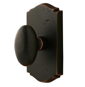 Sure Loc Door Hardware Slickrock Solid Egg Doorknob