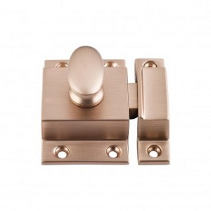 Top Knobs M1778 Cabinet Latch 2 Inch- Brushed Bronze
