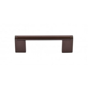 Topknobs M1069 Princetonian Bar Pull 3 3/4 Inch (C-C)-Oil Rubbed Bronze