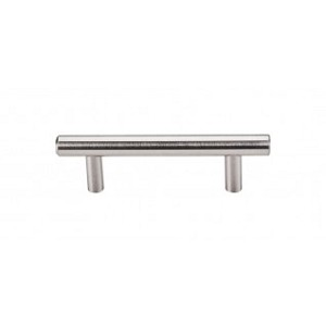 Top Knobs M429A Hopewell Bar Pull 3 Inch-Brushed Satin Nickel