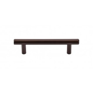 Top Knobs M757 Hopewell Bar Pull 3 3/4 Inch- Oil Rubbed Bronze
