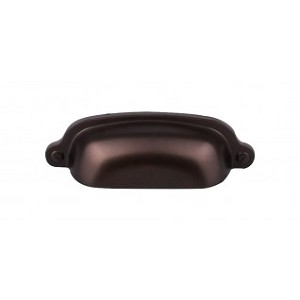 Top Knobs M1209 Cup Pull 2 9/16 Inch (C-C) - Oil Rubbed Bronze