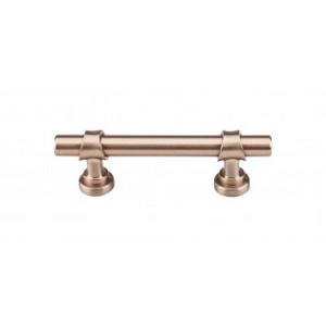 Top Knobs Dakota M1750 Bit Pull 3 Inch (C-C)-Brushed Bronze