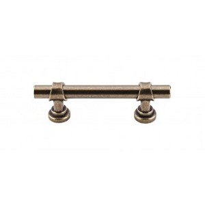 Top Knobs Dakota M1753 Bit Pull 3 Inch (C-C)-German Bronze