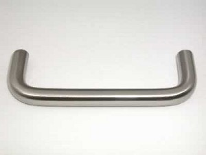 Top Knobs Somerset 3 Inch CC Wire Pull - Brushed Satin Nickel