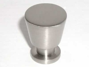 Top Knobs Nouveau II 7/8 Inch Cabinet Knob - Brushed Satin Nickel