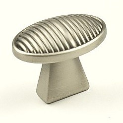 Century Athena 1 1/2 Inch Cabinet Knob in Antique Pewter
