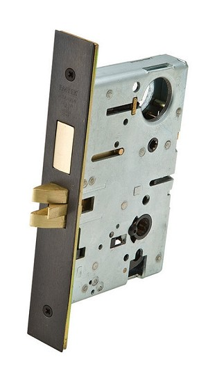 Emtek Standard Mortise Lock Box ONLY; Knob by Knob & Lever by Lever