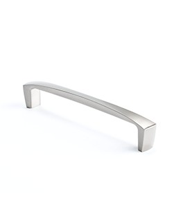 Berenson Aspire 160mm CC Pull in Brushed Nickel