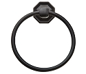 Emtek Tuscany Towel Ring
