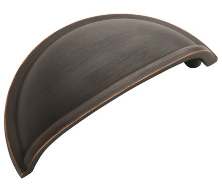 Incredible Amerock Bp53010Orb Cup Pull 3 Inch Cc Oil Rubbed Bronze Download Free Architecture Designs Intelgarnamadebymaigaardcom