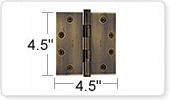 4.5 Inch Hinges