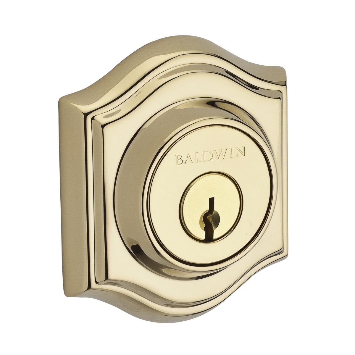 003 - Polished Brass Finish