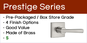 Baldwin Prestige Door Hardware