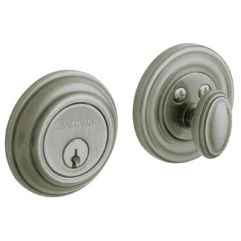 baldwin images classic knob antique nickel