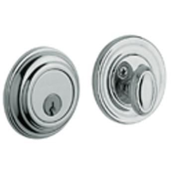 baldwin images classic knob polished chrome