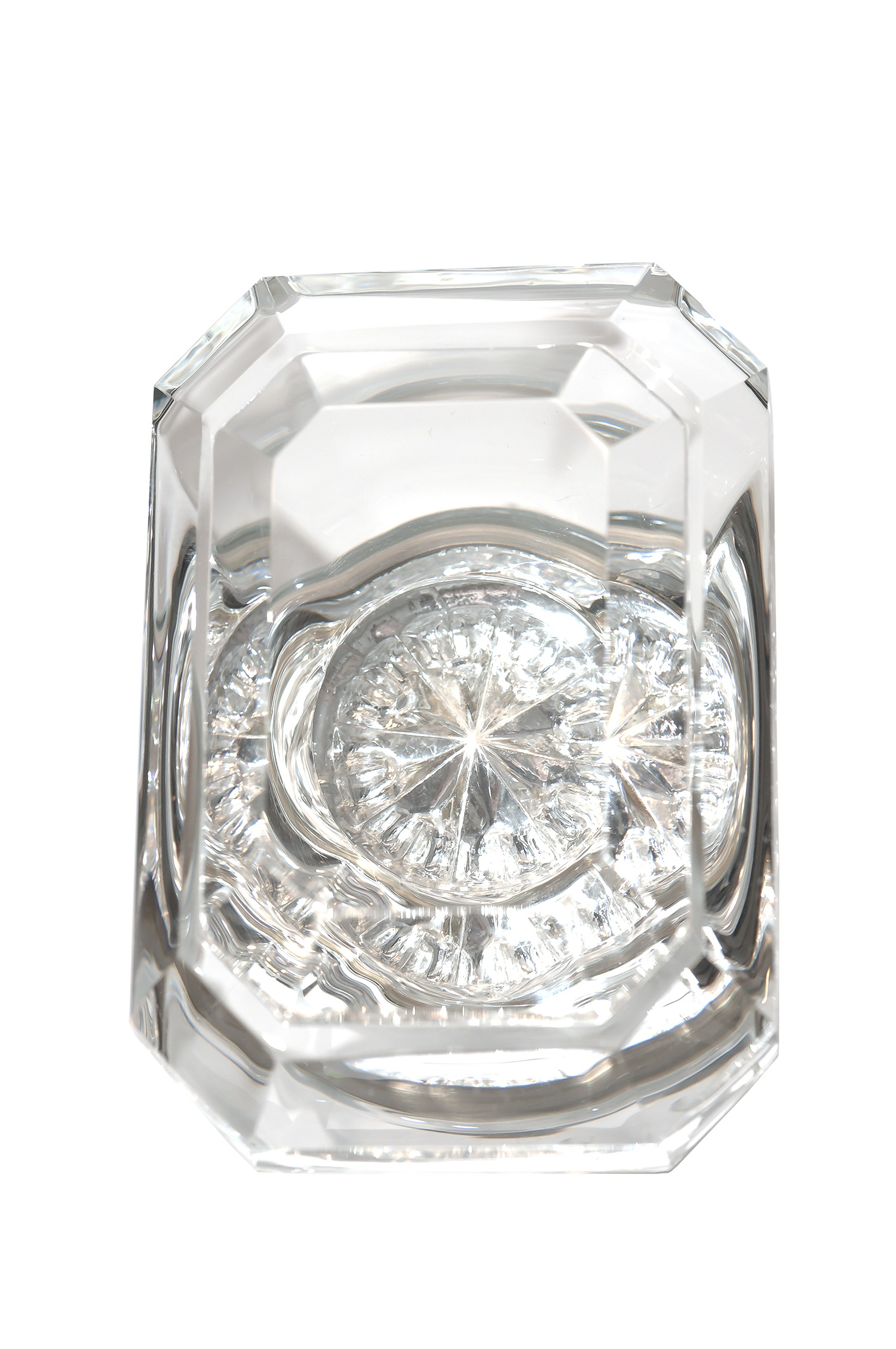 Brass Accents Andover Crystal Knob