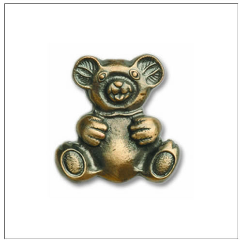 Teddy Bear Cabinet Knobs and Cabinet Pulls
