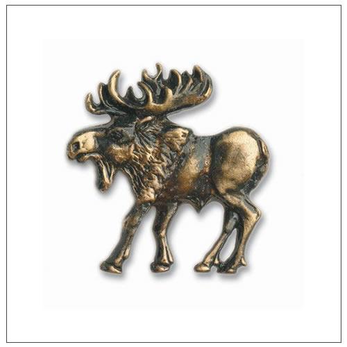 Moose Cabinet Knobs