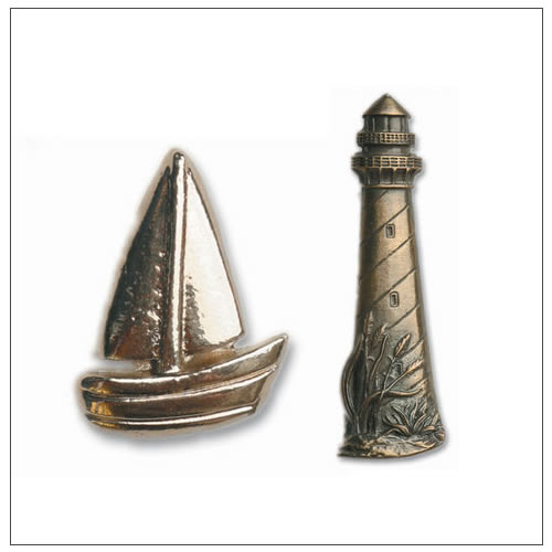 Nautical Cabinet Knobs and Pulls