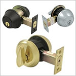 Deltana Commercial Deadbolts