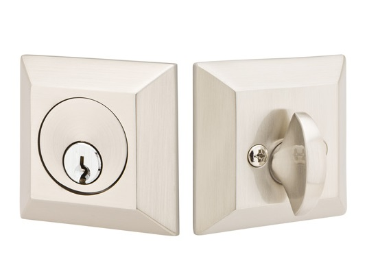 Emtek Quincy Single Cylinder Deadbolt