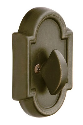 Emtek #11 Style Deadbolt - Single Sided