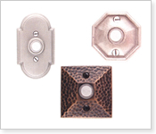 Emtek Doorbell Covers