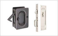 Emtek Pocket Door Sets