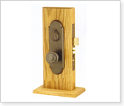 Emtek Mortise Locks
