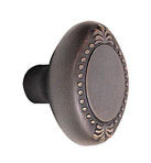 Emtek Beaded Egg Doorknob