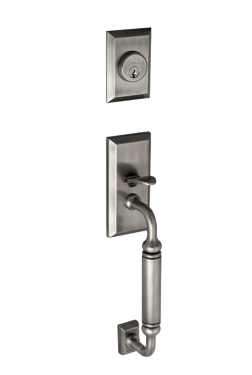 Grandeur Fifth Avenue Handleset with C Grip - Outside Half Only