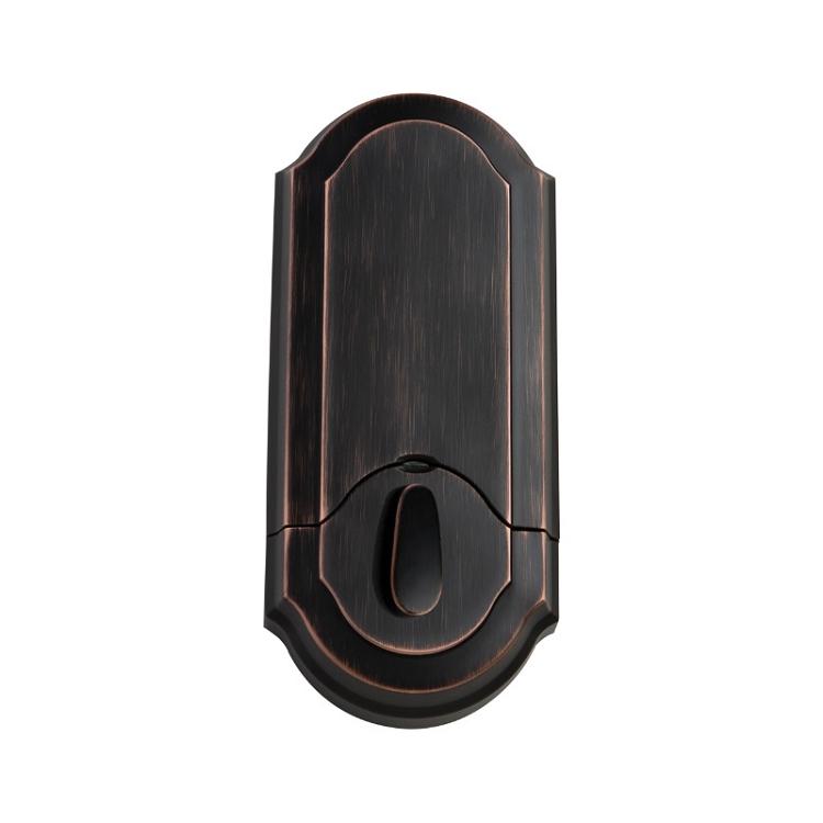 Kwikset Electronic Deadbolt Venetian Bronze