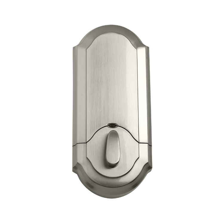 Kwikset Electronic Deadbolt Satin Nickel