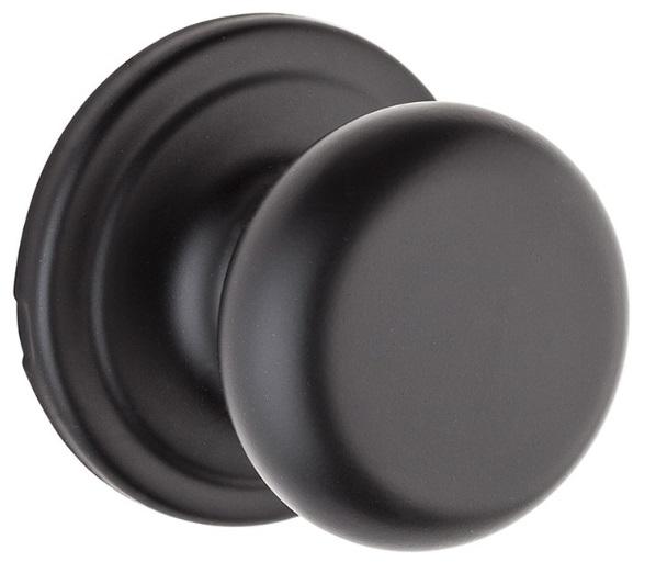 Kwikset Hancock - Iron Black