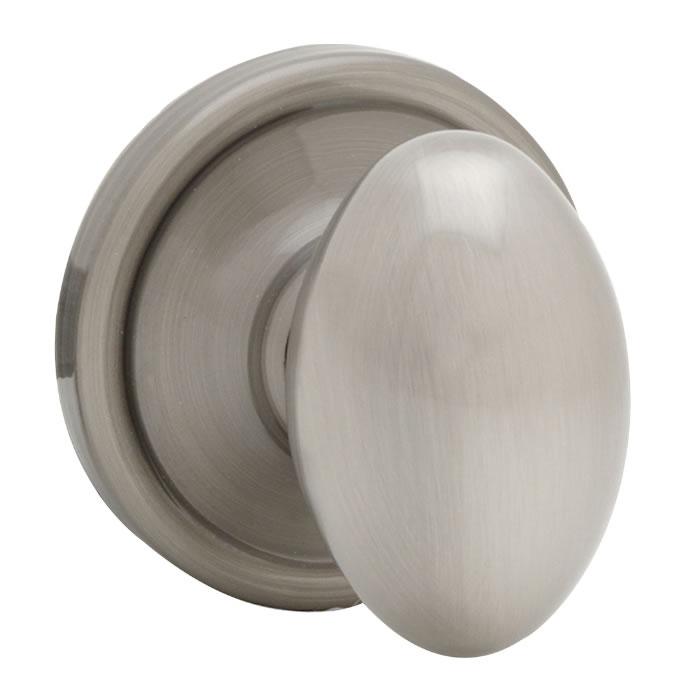 Kwikset Laurel - Antique Nickel