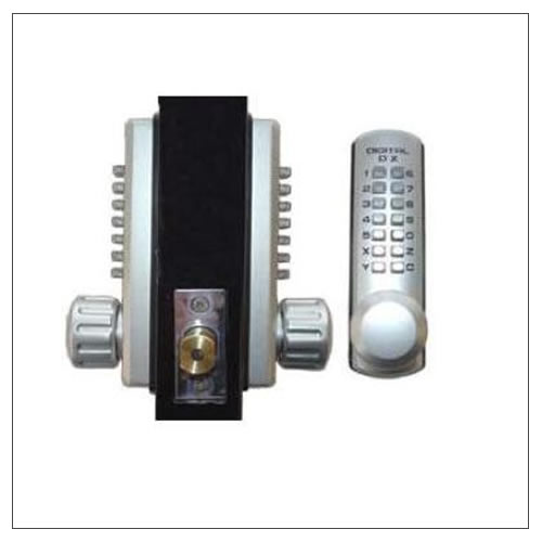 Double Combination Locks
