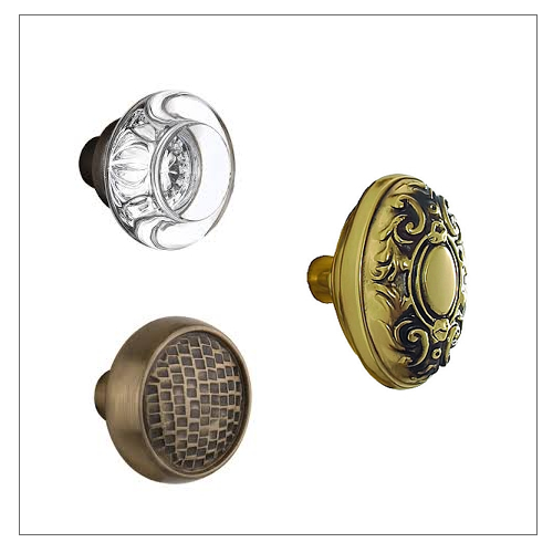 Nostalgic Warehouse Knobs Only