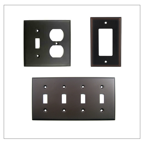 Rusticware Switch Plates
