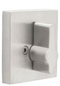 Emtek Square Stainless Steel Single Sided Deadbolt