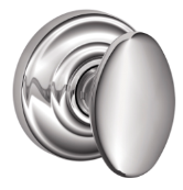 Schlage Satin Chrome