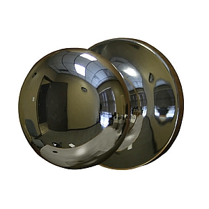 Durango Doorknob Polished Chrome