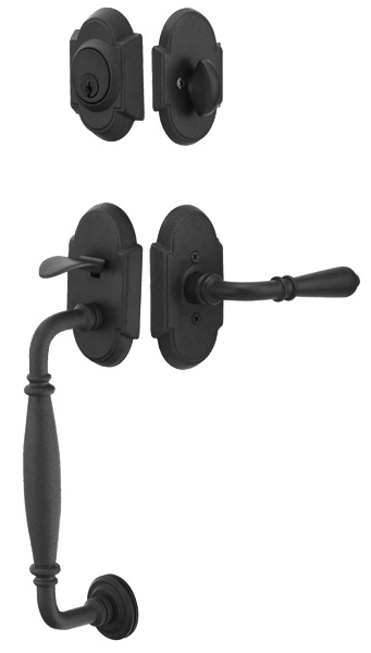 Emtek Normandy Sectional Handleset