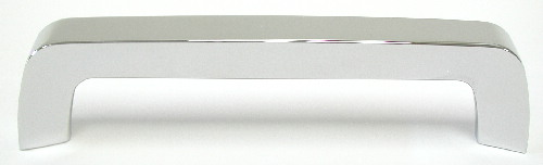 Top Knobs Nouveau III 5 1/16 Inch CC Tappered Bar Pull - Polished Chrome