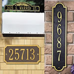 View All Address Plaques