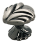 Amerock 1 3/8 Inch Pewter Expressions Cabinet Knob