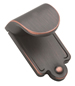 Amerock 1 7/8 Inch Oil Rubbed Bronze Inspirations Finger Pull