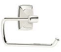Amerock Clarendon Single Post Tissue Holder - Polished Chrome