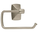 Amerock Clarendon Single Post Tissue Holder - Satin Nickel