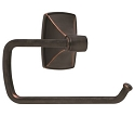Amerock Clarendon Single Post Tissue Holder - Oil-Rubbed Bronze